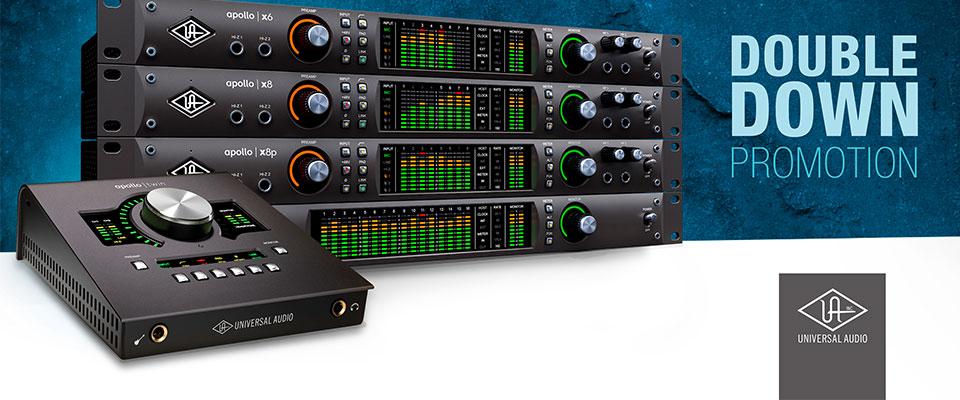 Universal Audio Apollo x6 - Matrix Pro Audio