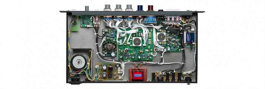 Warm Audio WA 73 Mic Pre wEq Matrix Pro Audio