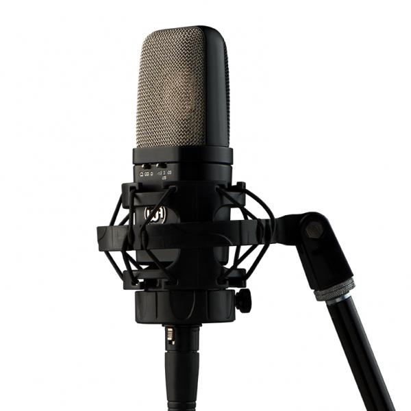Warm Audio WA 47jr FET Condenser Microphone Matrix Pro Audio
